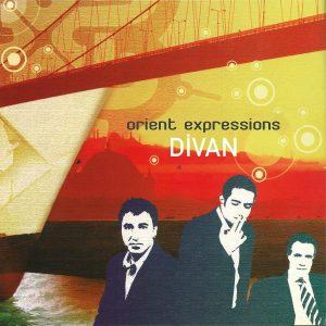 Orient Expressions Divan Plak