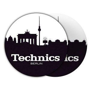 Technics Berlin Slipmat (2 Adet)