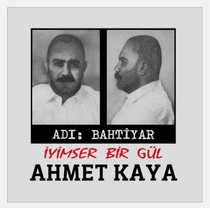 Ahmet Kaya - Adı Bahtiyar - İyimser Bir Gül - Plak