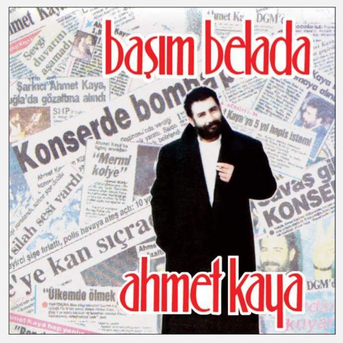 Ahmet Kaya - Başım Belada - Plak