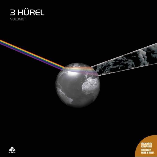 3 Hürel Volume 1 - Plak