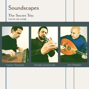 The Secret Trio Soundspace - Plak
