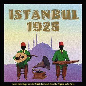 Various Artists İstanbul 1925 - Plak