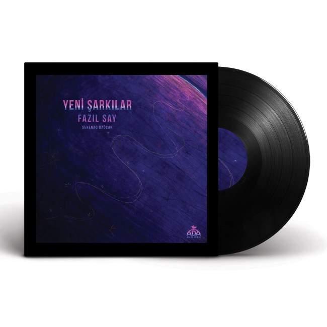 Fazıl Say Serenad Bağcan Yeni Şarkılar - Plak
