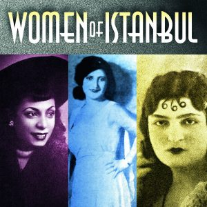 Various Artists Women Of İstanbul - Plak