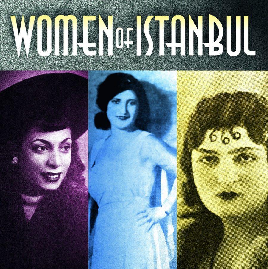 Various Artists Women Of İstanbul - Plak