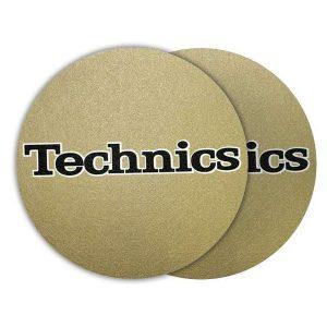 Technics Slipmat Factory Slipmats 2 Adet