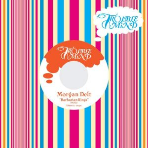 Morgan Delt Barbarian Kings - Plak