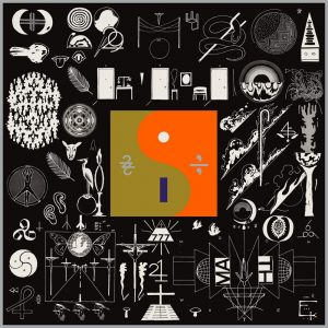 Bon Iver 22, A Million - Plak