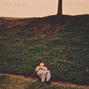 Lucy Dacus No Burden (First Pressing Clear Vinyl) - Plak