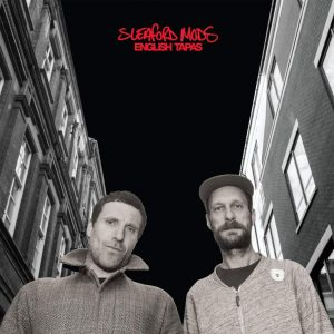 Sleaford Mods English Tapas(First Pressing Limited Edition Red Vinyl) - Plak