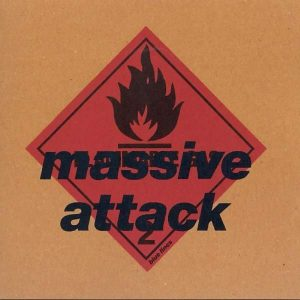 Massive Attack Blue Lines - Plak