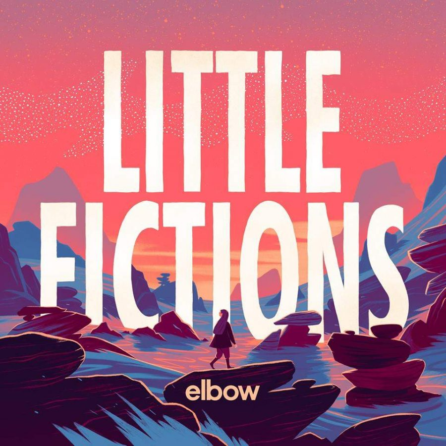 Elbow Little Fictions - Plak