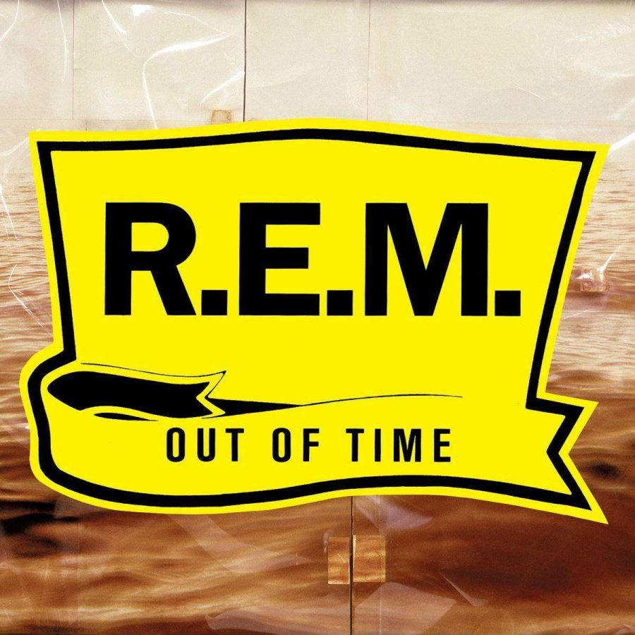 R.E.M. Out Of Time - Plak