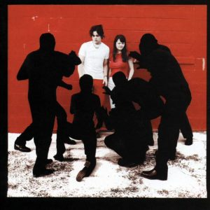 The White Stripes White Blood Cells - Plak