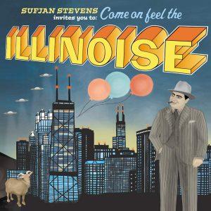 Sufjan Stevens Illinois - Plak
