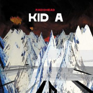 Radiohead Kid A - Plak