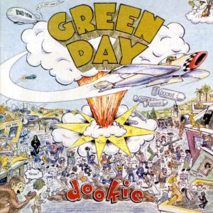 Green Day Dookie - Plak