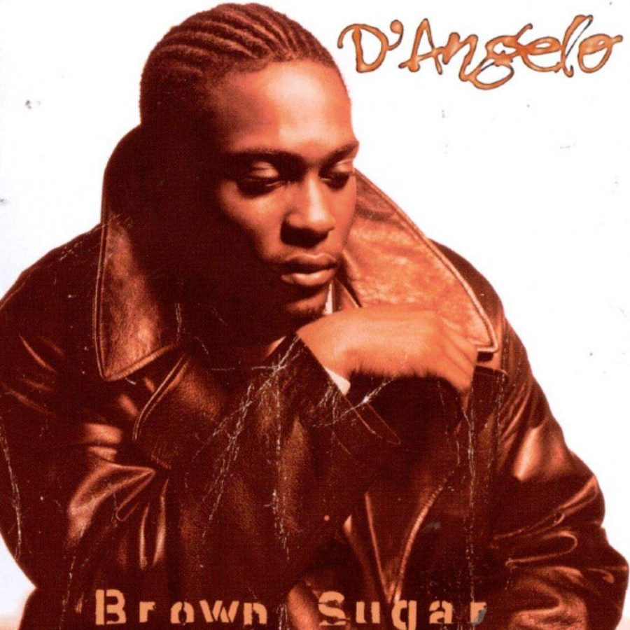 D'Angelo Brown Sugar - Plak