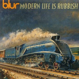 Blur Modern Life Is Rubbish (Special Edition) - Plak