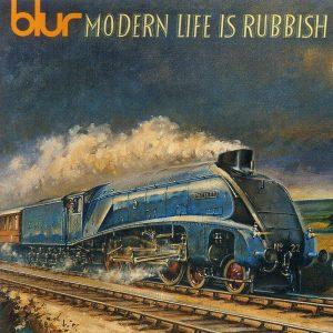Blur Modern Life Is Rubbish (Special Edition) - Plak