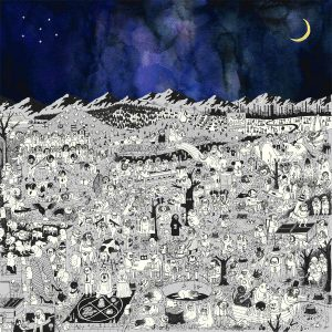 Father John Misty Pure Comedy (Standard Black) - Plak