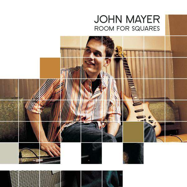 John Mayer Room For Squares - Plak