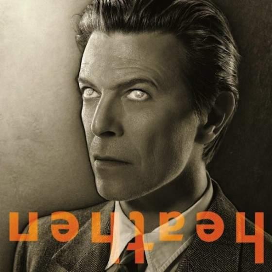 David Bowie Heathen - Plak