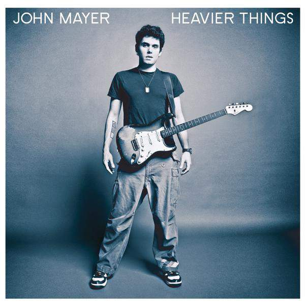 John Mayer Heavier Things - Plak