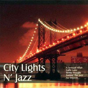 City Lights N' Jazz Plak
