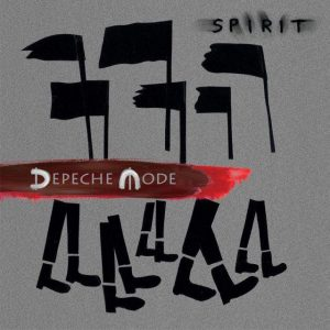Depeche Mode Spirit Plak