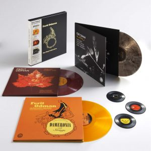 Ferit Odman The Vinyl Collection - Plak