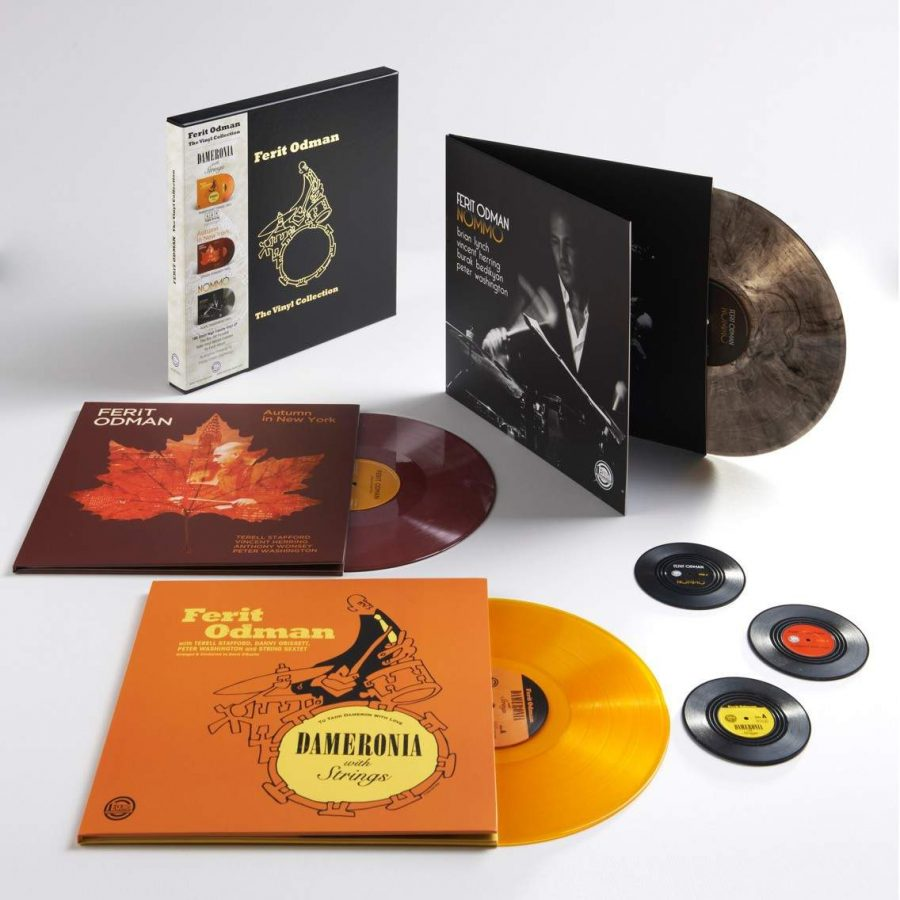 Ferit Odman The Vinyl Collection - Plak