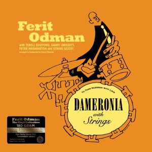 Ferit Odman Dameronia With Strings (Orange Vinyl) - Plak