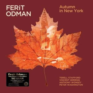 Ferit Odman Autumn in New York (Red Vinyl) - Plak