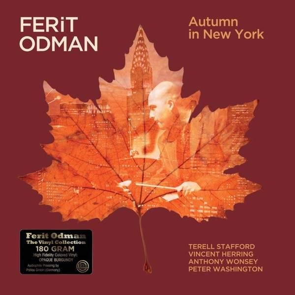 Ferit Odman Autumn in New York (Red Vinyl) - Plak