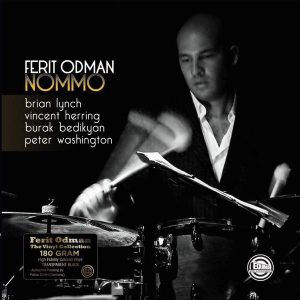 Ferit Odman Nommo (Transparent Black Vinyl) - Plak