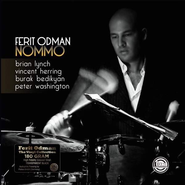 Ferit Odman Nommo (Transparent Black Vinyl) - Plak