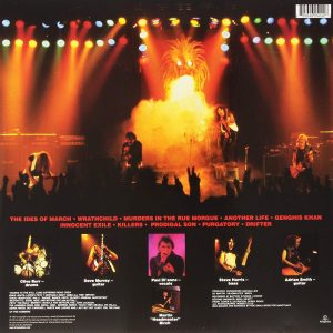 Iron Maiden Killers - Plak