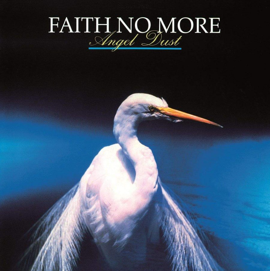 Faith No More Angel Dust - Plak
