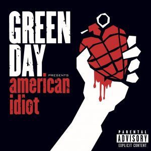 Green Day ‎ American Idiot - Plak