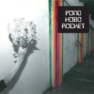Pond Hobo Rocket - Plak