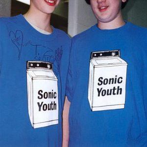 Sonic Youth Washing Machine - Plak