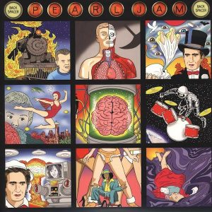 Pearl Jam Backspacer - Plak