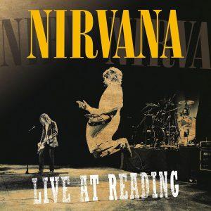 Nirvana  Live At Reading - Plak