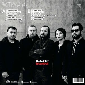 Kolektif İstanbul Pastırma Yazı - Plak