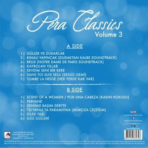 Pera Classics Volume 3 - Plak