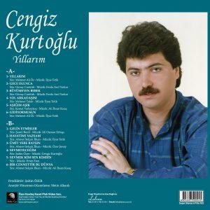 Cengiz Kurtoğlu Yıllarım - Plak