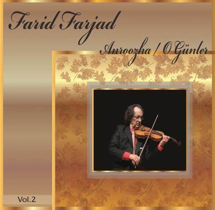 Farid Farjad Anroozha Vol. 2 - Plak