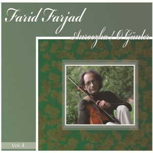 Farid Farjad Anroozha Vol. 4 - Plak